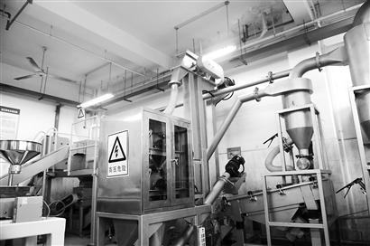 电子废弃物整套处理设备研制成功拥有自主知识产权 实现废旧电路板100